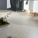 Anschauungsbeispiel für Bodenbelagsarbeiten